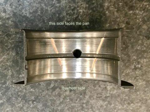 Image of flywheel side